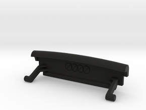 A3 Armrest Latch in Black Natural Versatile Plastic