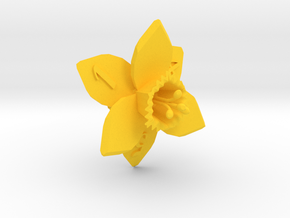 Daffodil D6 in Yellow Strong & Flexible Polished