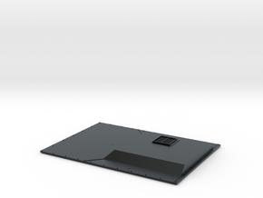 IN0004 GP39-2 P2 Inertial Filter Hatch 1/87.1 in Black Hi-Def Acrylate