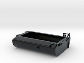 """FT0019 2600 USG Fuel Tank """"A"""" 1/87.1 in Black Hi-Def Acrylate"""