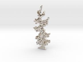 Fir-tree in Platinum