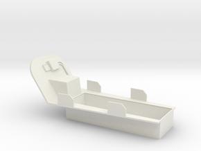 COBRA AERODYNE SUPPORT in White Natural Versatile Plastic