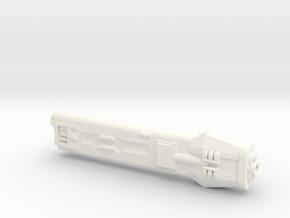 KWF-1 1000 scale in White Processed Versatile Plastic