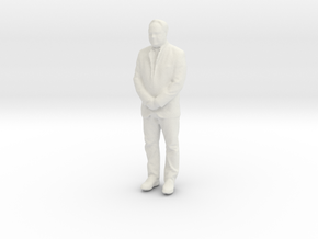 Printle C Homme 944 - 1/24 - wob in White Natural Versatile Plastic