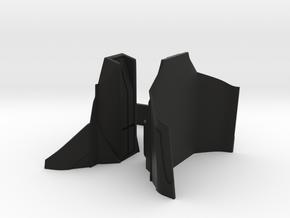 Homecoming Web Shooter in Black Natural Versatile Plastic