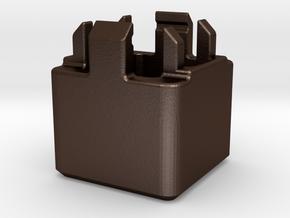 Switch Opener in Matte Bronze Steel