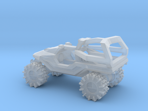 All-Terrain Vehicle with Roll Over Protection (ROP in Smooth Fine Detail Plastic