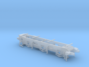 LB&SCR E2  - P4 Chassis in Smooth Fine Detail Plastic