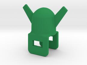 Whirlwind Blank in Green Processed Versatile Plastic