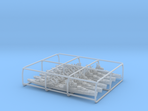 UK Town Class CLs (6 Ships*) in Smooth Fine Detail Plastic: 1:3000