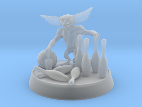 Bowling Gremlin No strike in Smooth Fine Detail Plastic