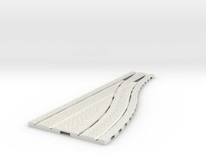 P-165stw-lh-loop-point-250r-plus-100-live-1a in White Natural Versatile Plastic
