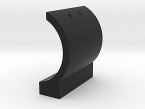 Pro Gripper Can Curve Finger in Black Natural Versatile Plastic