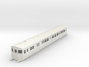 O-100-gwr-diag-o-steam-railmotor1 in White Natural Versatile Plastic