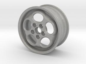 "Porsche 928 16"" Phone Dial Wheel in Aluminum"