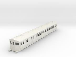 O-76-gwr-diag-r-steam-railmotor1 in White Natural Versatile Plastic