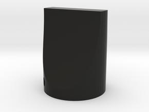 Short TACAN in Black Natural Versatile Plastic