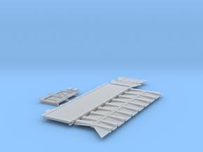 Kringstad Ironworks Crop Shuttle Hopper in Frosted Ultra Detail