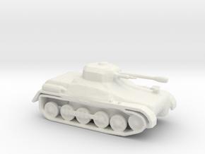 LightTank Infantry Support LTIS in White Strong & Flexible