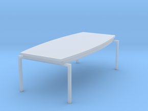 Conference Table HiRez (Star Trek Enterprise), 1/3 in Smooth Fine Detail Plastic