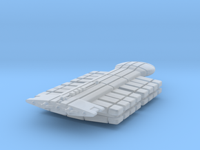 Freighter Type 2 in Smooth Fine Detail Plastic