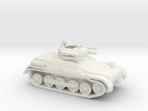 AALT Anti-Air Light Tank in White Natural Versatile Plastic