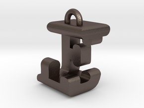 3D-Initial-EJ in Stainless Steel