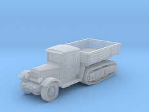 ZIS truck (Russia) 1/200 in Smooth Fine Detail Plastic