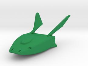 Komusai 1:400 in Green Processed Versatile Plastic