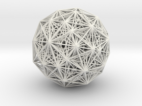 E8 root system polytope in White Natural Versatile Plastic