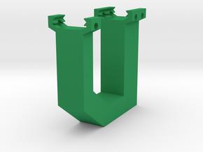 One World MultiGrip in Green Processed Versatile Plastic