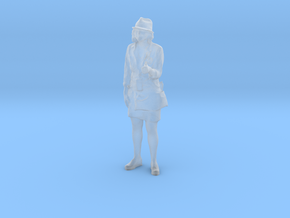 Printle C Femme 700 - 1/87 - wob in Smooth Fine Detail Plastic
