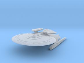 Geronimo Class V refit Battleship in Smooth Fine Detail Plastic