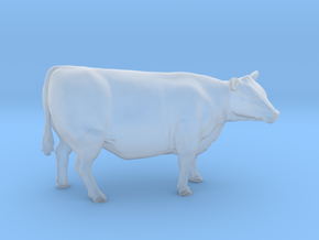 1/64 Yearling Heifer 05 in Frosted Extreme Detail