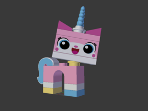 Unikitty ! in Full Color Sandstone