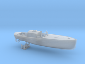 1/96 DKM 11m Admiral's Gig in Smooth Fine Detail Plastic