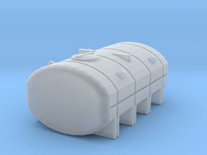 1/64 2750 Gallon Tank in Smooth Fine Detail Plastic