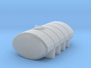1/64 1610 Gallon Tank in Smooth Fine Detail Plastic