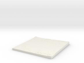 W380 S390 E390 N400 Rusholme in White Strong & Flexible