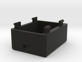 Sanwa RX481/RX482 Cover for AMB RC4/MRT PTX in Black Natural Versatile Plastic