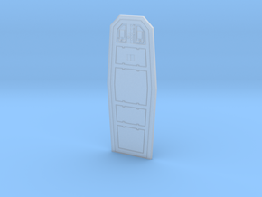 DeAgo Falcon Hold Port Circuitry Bay Door - D in Smooth Fine Detail Plastic