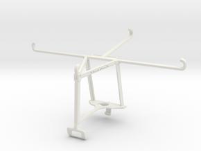 Controller mount for Xbox One S & Xiaomi Mi Pad 2  in White Natural Versatile Plastic