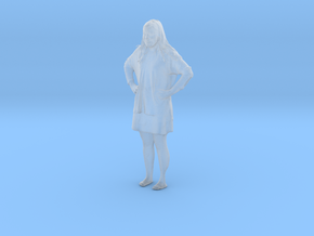 Printle C Femme 326 - 1/87 - wob in Smooth Fine Detail Plastic