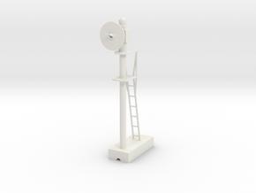 Searchlight  - Left 22 5-1 G Scale in White Natural Versatile Plastic