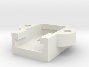 SwedishVaper UVW Sled in White Natural Versatile Plastic