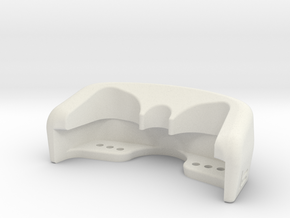 RG BK Triclamp Protector v1.4 [for K.A.S.S v1.2.2] in White Strong & Flexible
