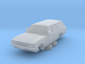 1-76 Ford Cortina Mk5 Estate Hollow in Smooth Fine Detail Plastic