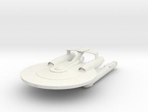 Miranda Class V  Cruiser in White Natural Versatile Plastic