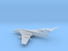 Handley Page Victor in Smooth Fine Detail Plastic: 1:500