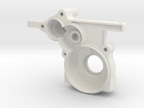 Team C - 3 Gear Standup RH Case in White Natural Versatile Plastic